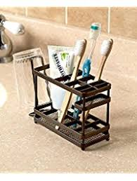 Bathroom Counter Organizers Shop Amazon Com Bathroom Trays