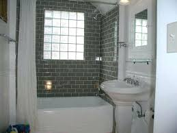 tile bathroom design subway tile small bathroom collection in subway tile design and