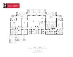 penthouse residence grace bay club