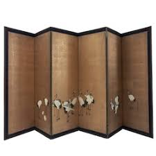 Japanese Screen Room Divider Guinevere Antiques Japanese Screens