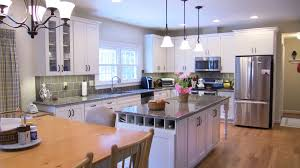 comfortable white kitchen home improvement pinterest