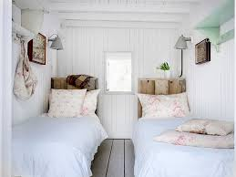 Shabby Chic Twin Bed by 15 Small Guest Room Ideas With Space Savvy Goodness