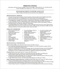 resume templates pdf free business systems analyst resume template learnhowtoloseweight net