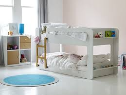 Mini Me Compact Bunk Bed The Low Bunk Thats Just Right For - Low bunk beds