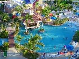 marriott aruba surf club floor plan the party pool taken from our 10th floor balcony picture of