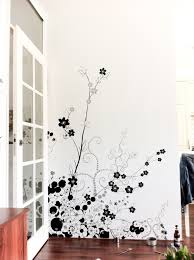 simple wall painting designs for living room paint wall paneling