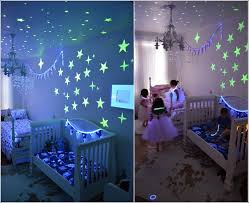 glow in the dark paint and decals for your child u0027s room stuff