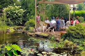 Aquascape Chicago Free Backyard Pond And Garden Tours On Aug 19