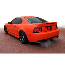 Mustang With Black Rims Rovos Mustang Durban Wheel 18