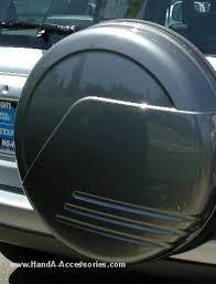 tire cover for honda crv genuine honda cr v accessories exterior accessories factory