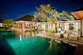 sea and country villas u2013 shanti residence u2013 pool at night small