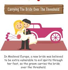 11 best popular wedding traditions and superstitions from around the