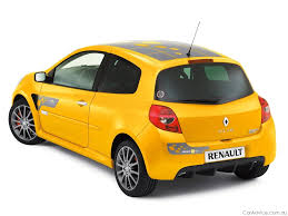 renault megane sport 2007 2009 renault clio sport f1 team r27 at mims photos 1 of 4