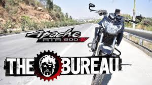 tvs motocross bikes tvs apache rtr 200 4v the best budget performer tgb crankit