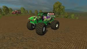 pictures of grave digger monster truck gravedigger v1 0 fs15 farming simulator 2017 2015 15 17 ls mod