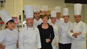 ecole cuisine ferrandi restaurant dîner en hommage à bernard loiseau au restaurant le 28 à l école