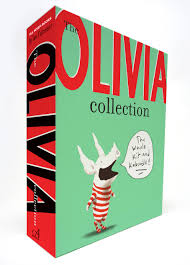 the olivia collection book by ian falconer official publisher
