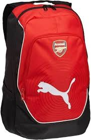 Arsenal Toaster Puma Arsenal Unisex Red Medium Backpack Red Price In India