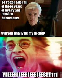Draco Memes - malfoy memes finally yes shared by fantasywriter
