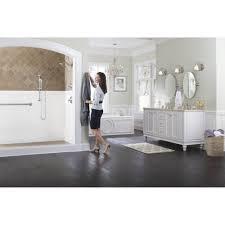 moen waterhill kitchen faucet moen t5502 wynford chrome one handle shower only faucets