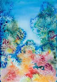 best 25 coral painting ideas on pinterest coral art coral and