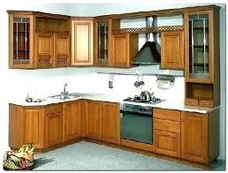 meuble cuisine massif meubles cuisine bois caisson meuble de massif newsindo co
