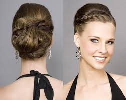 wedding guest updo hairstyle guest hairstyles for every kind of