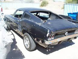 mustang 1967 for sale 1967 ford mustang fastback desert project drives 17 500 for
