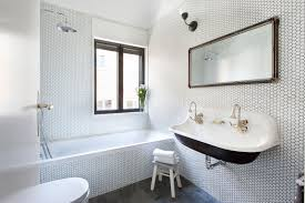 architecture bathroom 50s home remodeled by egue y seta