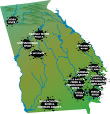 lake lanier map s dozen for 2014 water wire