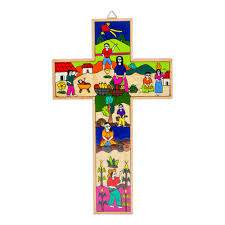 Country Crosses Home Decor by Crosses Decorative Wood And Metal Crosses At Novica