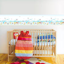 frise murale chambre bébé frise murale bébé stickers stickers malin