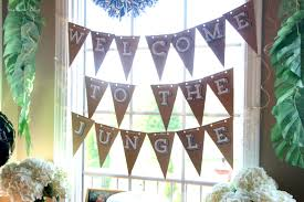 Welcome Home Decorations by Interior Design Cool Jungle Theme Decorations Wonderful