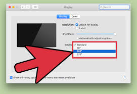 how to fix a rotated screen 8 steps with pictures wikihow