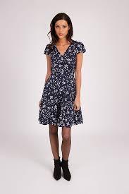 louche cathleen sketch dress
