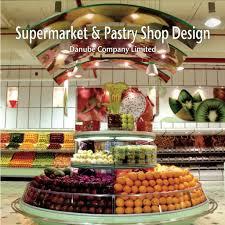 supermarket u0026 pastry shop design visual profile books inc