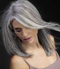 hairstyles with grey streaks large image of long grey straight hairstyles provided by white hot