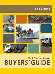 north american sweeper magazine 1 source for street sweepers