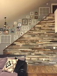 wooden wall designs lowes reclaimed wood wall reclaimed wood wall paneling asst 3 inch