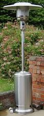 Stainless Steel Patio Heater Gas Patio Heaters Propane Butane Garden Heaters For Patios