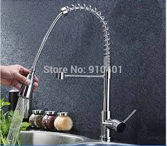 wholesale kitchen faucet wholesale and retail promotion chrome brass pull kitchen