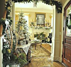 White Christmas Decorations For Mantel by 293 Best Holiday Christmas Staircases Mantels Fireplaces