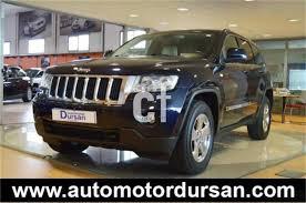 2000 green jeep cherokee used jeep cars spain
