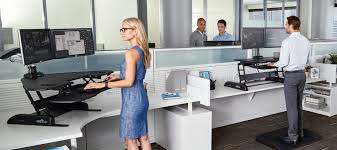 bureau pour travailler debout bureaux assis debout augmenter facilement sa productivité au bureau