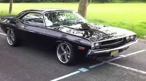 Dodge Challenger Old - dodge challenger 440 1970 vendue american cars fr youtube