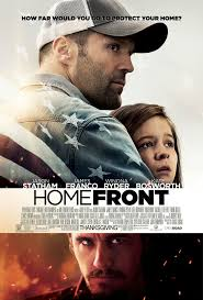 the first thanksgiving movie homefront trailer starring jason statham james franco and kate