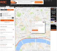 Maps Route Planner by Rac Route Planner Ithacaforward Org