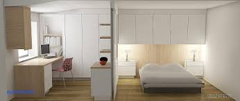 chambre avec proche meuble bureau proche cuisine aménagée impressionnant chambre