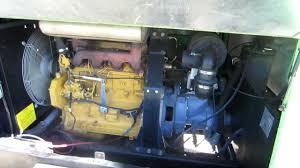 atlas copco xas 90 air compressor towable diesel powered air unit