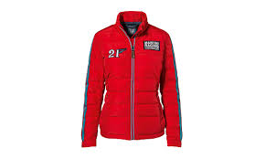 red martini martini racing collection quilted jacket women red new to the